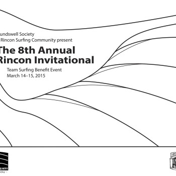 8th Annual Rincon Invitational Graphic